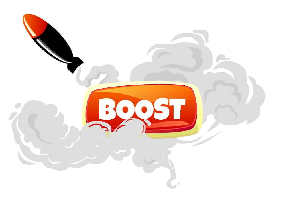 Ilustracija Boost opcije kod reklamiranja na Facebook-u i Instagramu