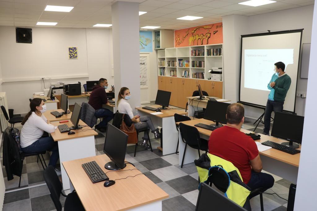 SEO predavanje u organizaciji kancelarije za mlade Obrenovac