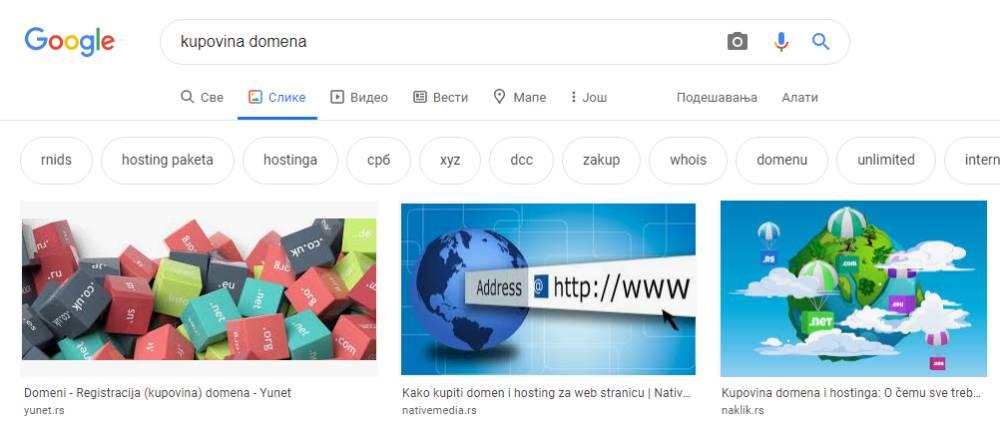 Kako pisanje opisa slike kod kreiranje tekstova pomaže u optimizaciji slike za pretraživač na primeru naših tekstova