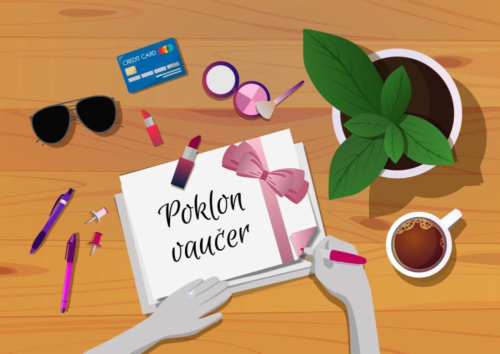 Ilustracija - Kako privući kupca u online šhop? Kupona, poklon vaučer ili popust na plaćanje karticom